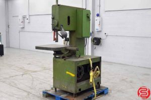 Grob Inc 4V-18 Band Saw