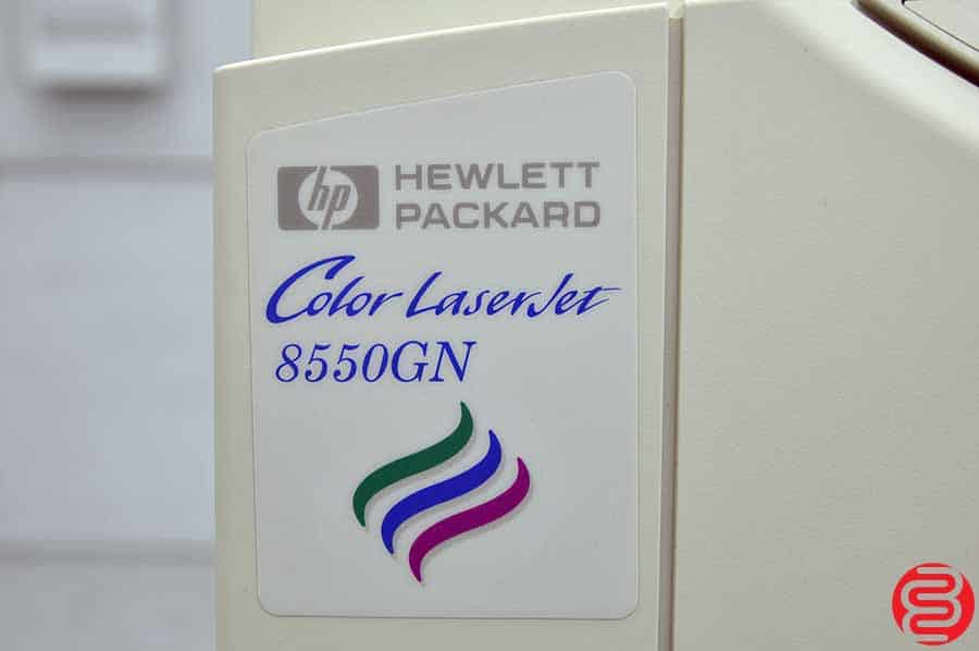 HP Color LaserJet 8550GN Digital Press