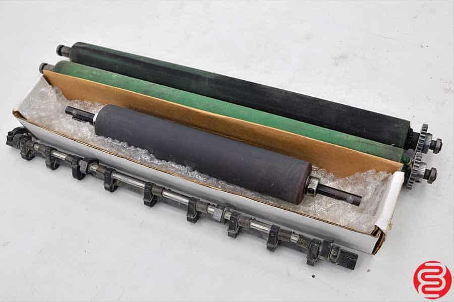 Hamada C248E Two Color Offset Press
