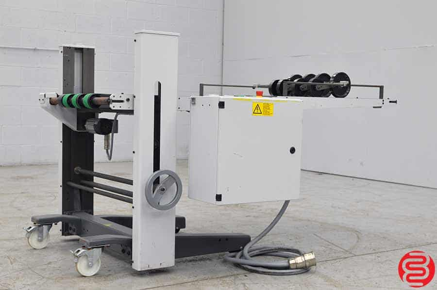 2009 Heidelberg SAL-66 Roll Away Delivery