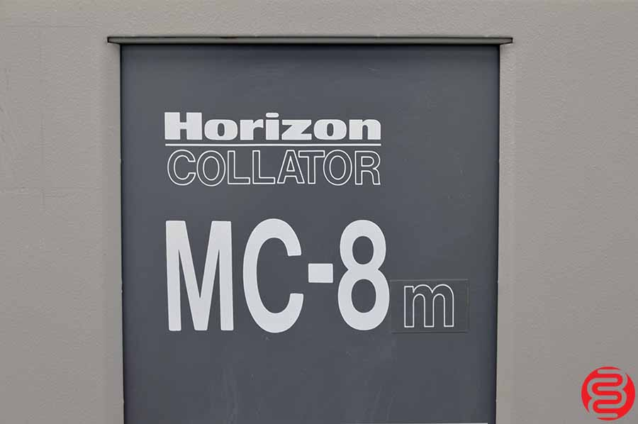 Horizon MC-8m and MC-8a Eight Bin Collators