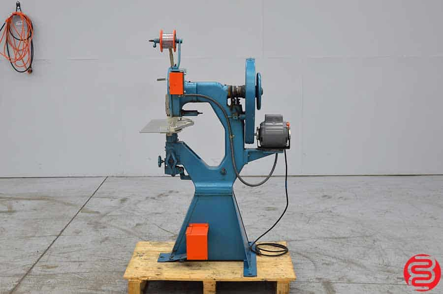 "Interlake S3A 3/4"" Flat Book / Saddle Stitcher"