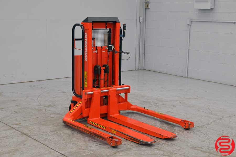 Interthor Trans Positioner 2200 LB Fork Lift