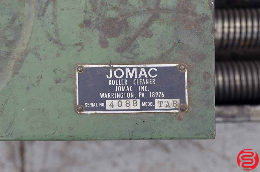 Jomac TAB Roller Cleaner