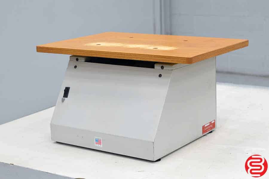 Lassco Wizer LJ-8 Flat-Top Paper Jogger