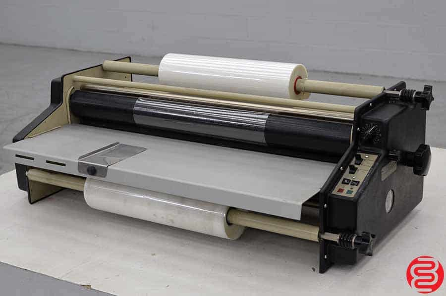 "Ledco Graphic III 25"" Roll Laminator"