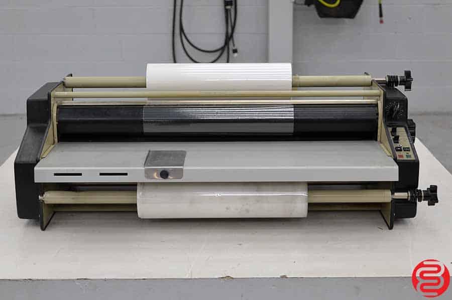 "Ledco Graphic III 25"" Roll Laminator"