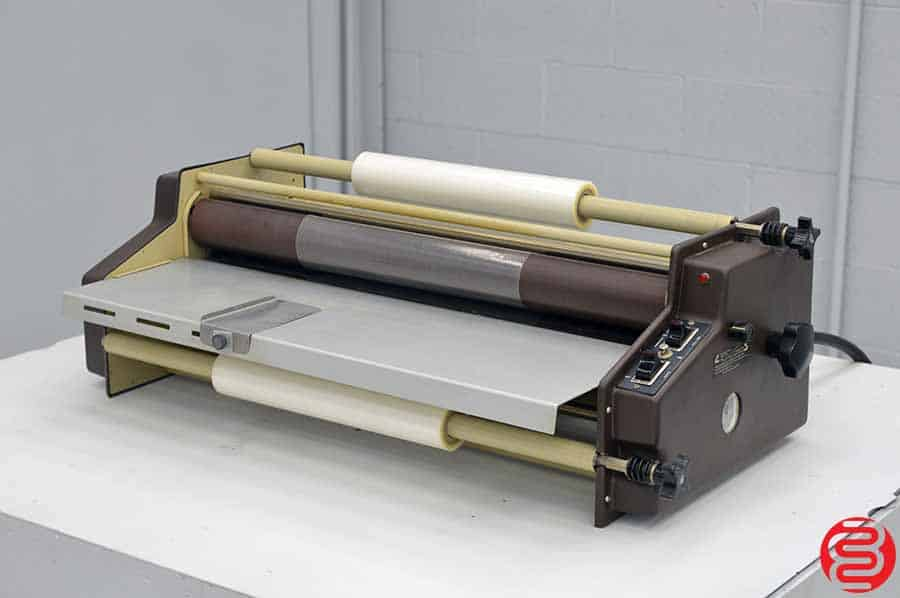 "Ledco Graphic III 18"" Roll Laminator"