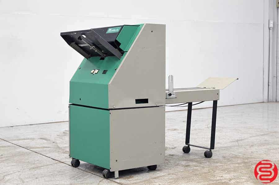 MBM 1000E Electric Booklet Maker