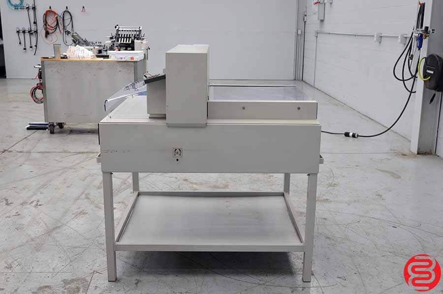 MBM Triumph 6550-95EP Power Cut & Clamp Paper Cutter