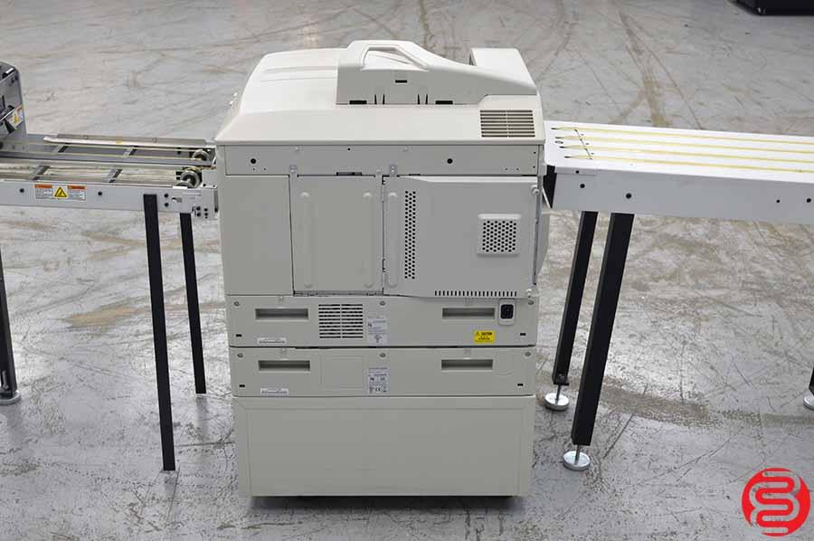OKI Pro 900 DP Color Digital Envelope Press w/ Conveyor and Feeder