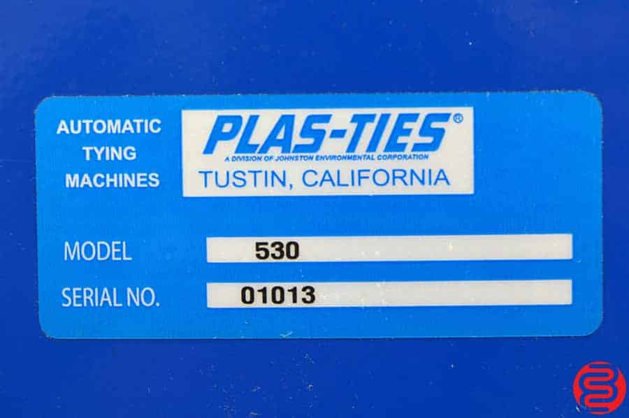 Plas-Ties XL8 Air Ring Tyer w/ Material