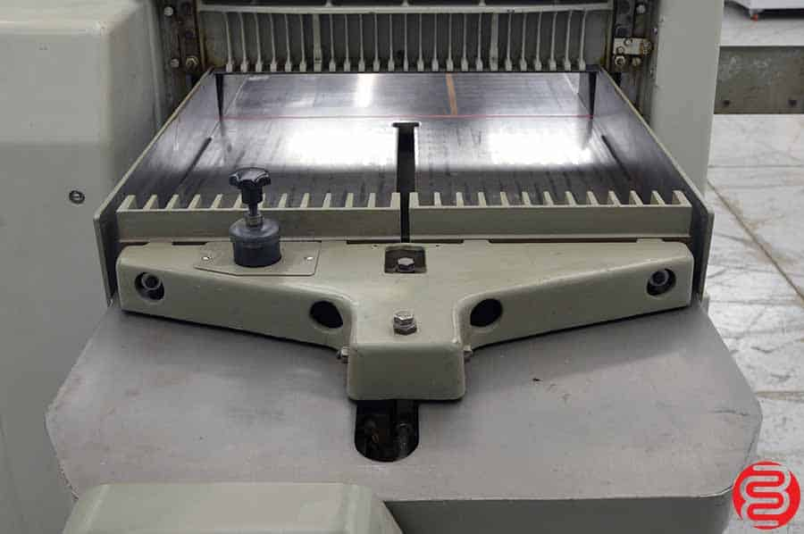 Polar 76 EM Programmable Paper Cutter