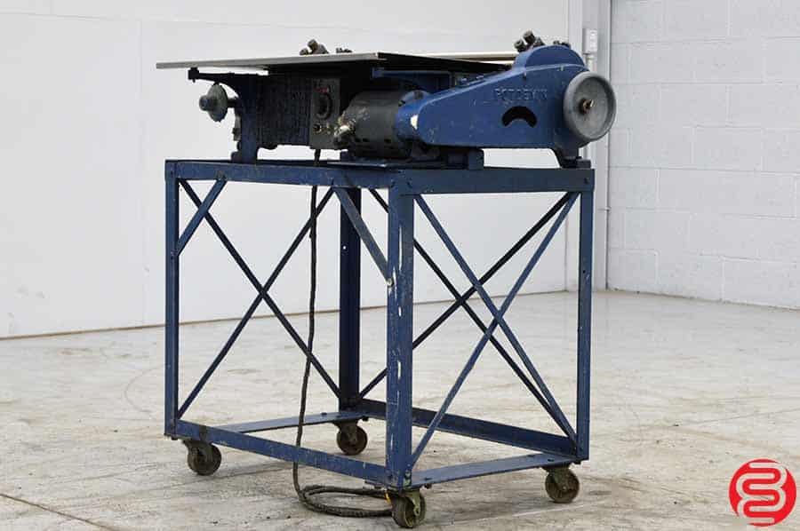 Potdevin ZB-65 Gluer