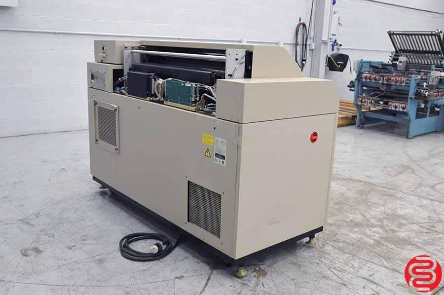 Presstek Pearlhdp 74 Computer To Plate System Boggs