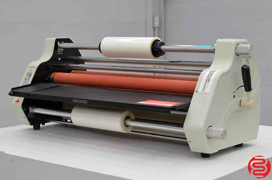 "2008 ProMount Plus 2700 27"" Heated Roll Mounting Laminator"
