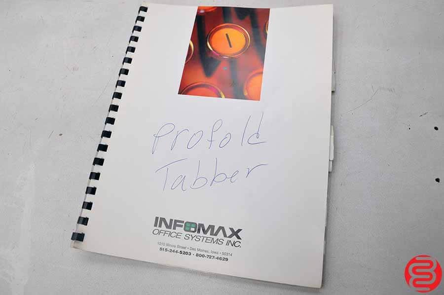 Profold LNXDX Tabbing Machine