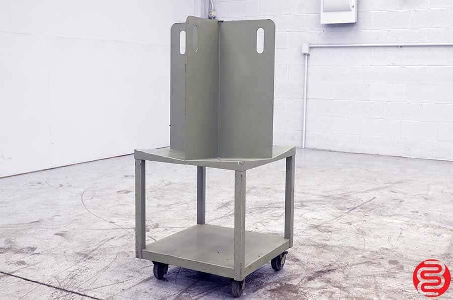 Quadracart Bindery Cart