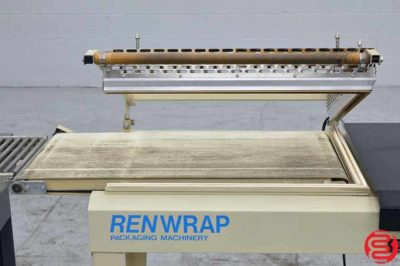 Renco Renwrap Shrink Wrap System w/ Heat Seal Tunnel