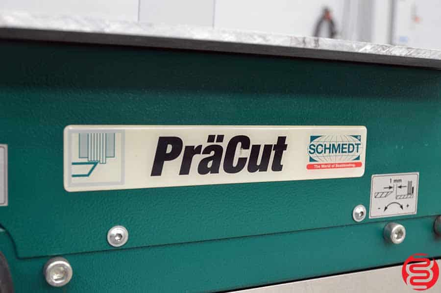 Schmedt PraCut Notching Machine