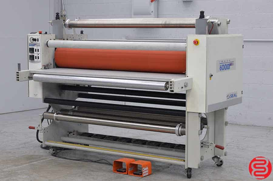 Seal Image 6000 Ultra Roll Laminator