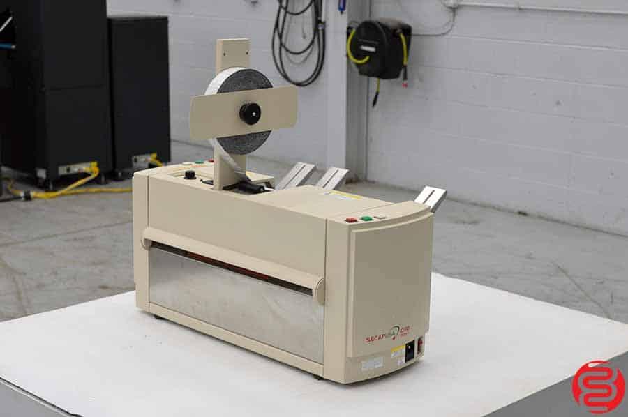 Secap 1030 Tabletop Tabbing Machine