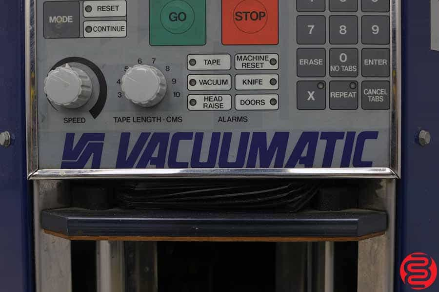 Vacuumatic Vicount SV Pneumatic Page Counter