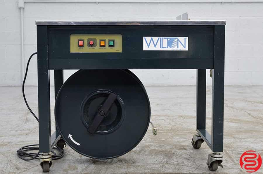 1996 Wilton SP-4 Semi-Automatic Strapping Machine