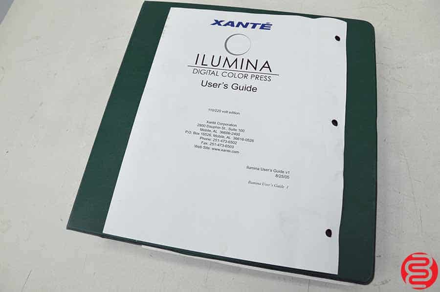 Xante Ilumina Digital Color Press