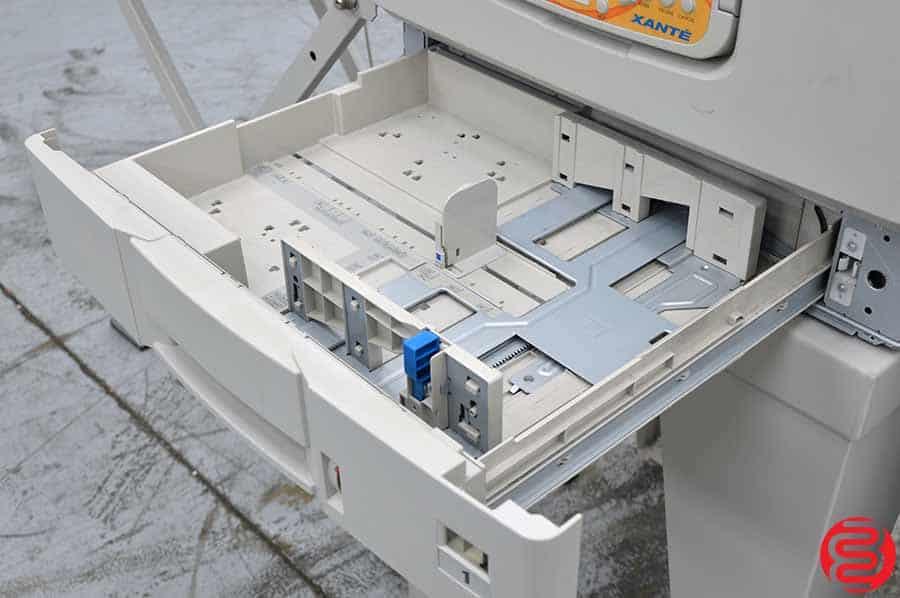 Xante Ilumina Digital Envelope Press w/ Feeder and Conveyor