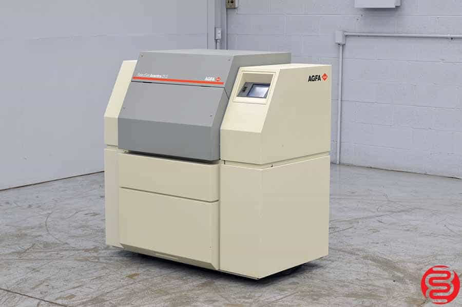 AGFA SelectSet Avantra 25S Laster Imagesetter Computer to Plate System