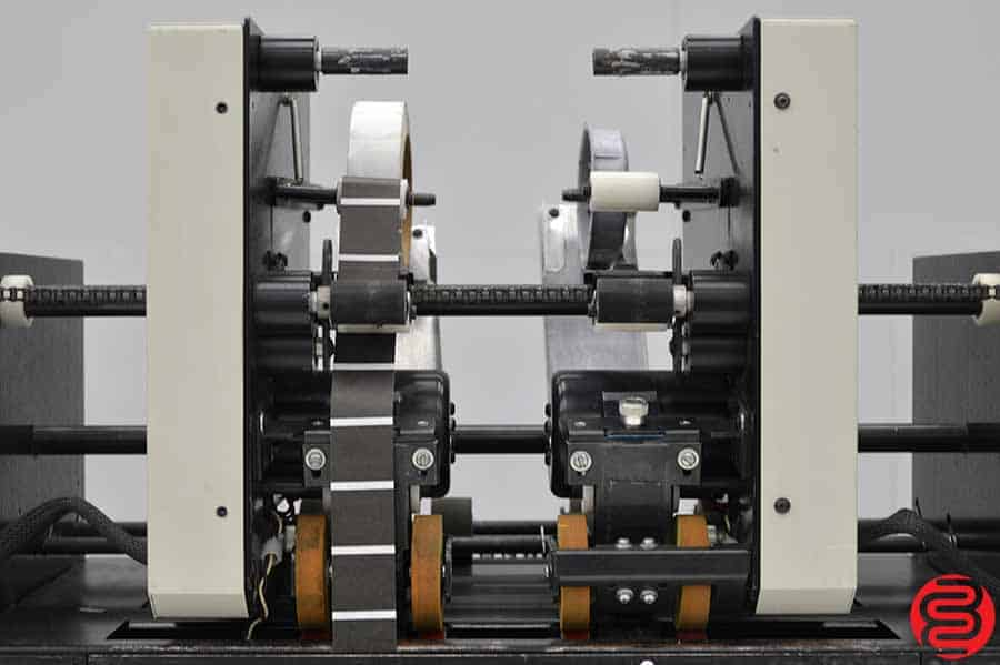 Accufast KT2 Double Head Tabbing Machine