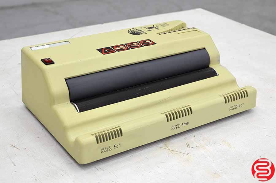 Akiles Roll a Coil Heavy Duty Electric Coil Inserter