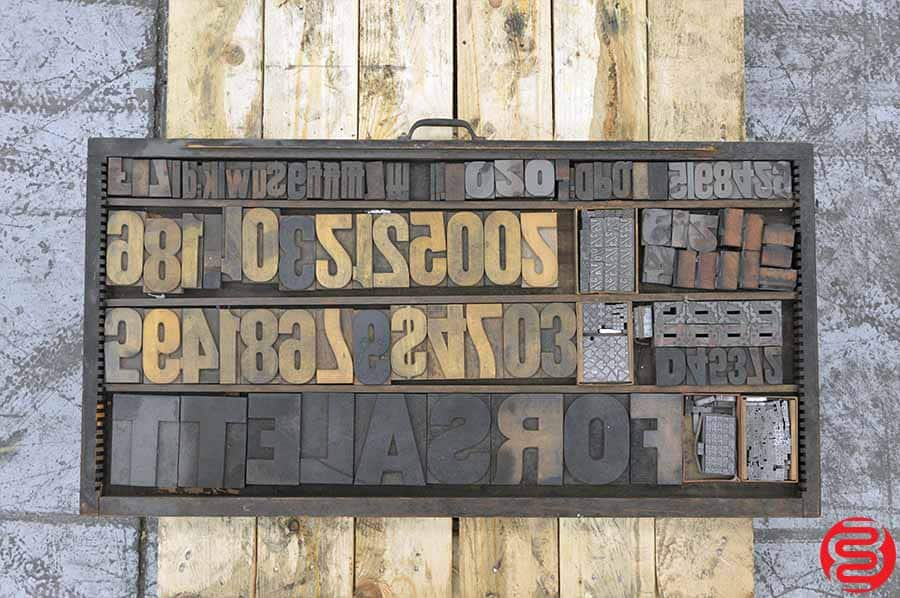 Assorted Type Font