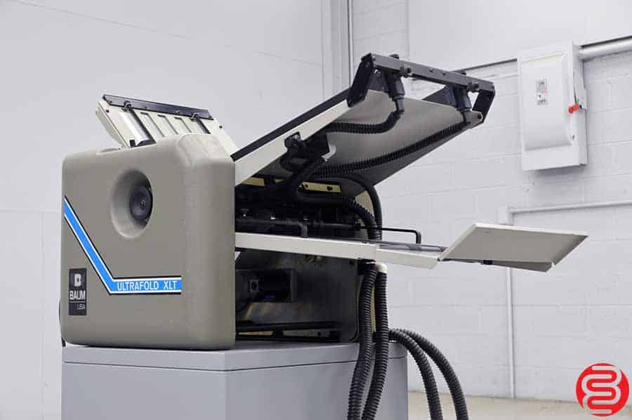 Baum 714 Ultrafold XLT Air Feed Paper Folder