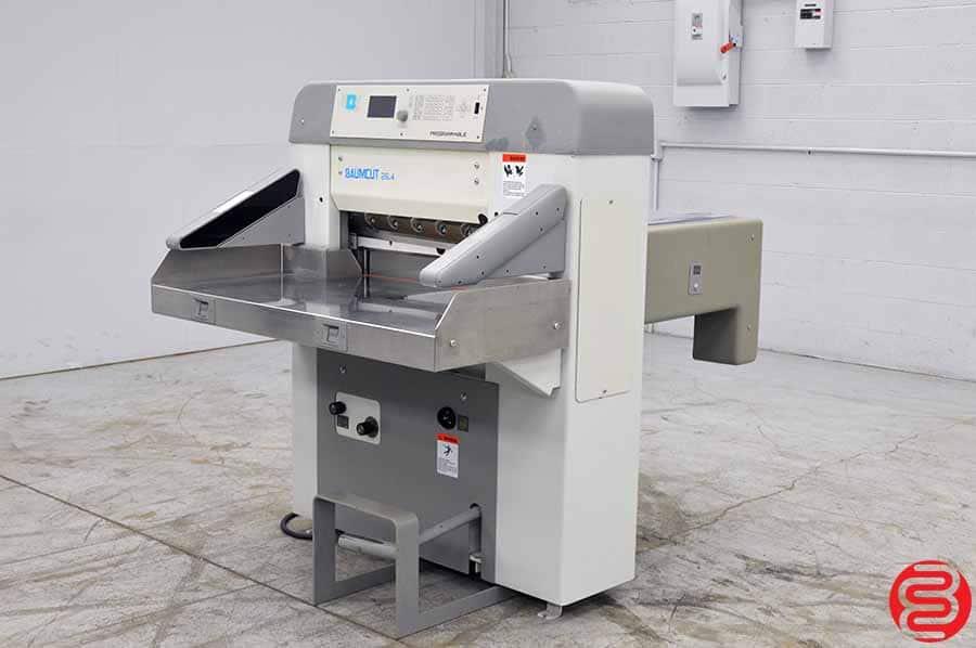 "2000 Baumcut Model 66 26.4"" Programmable Paper Cutter (Same as Polar) w/ Safety Lights"