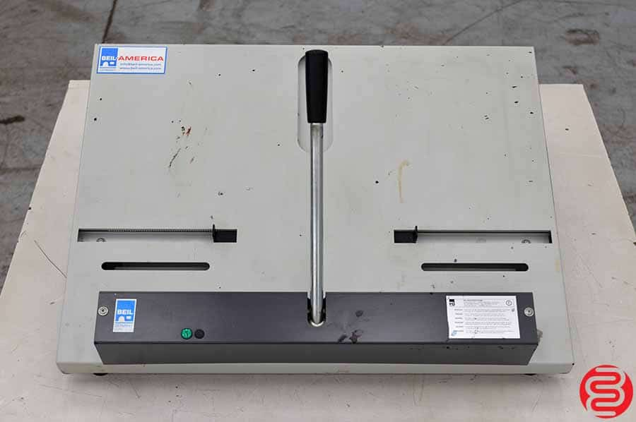 Beil Easy Line Slanted Table Plate Punch Boggs Equipment
