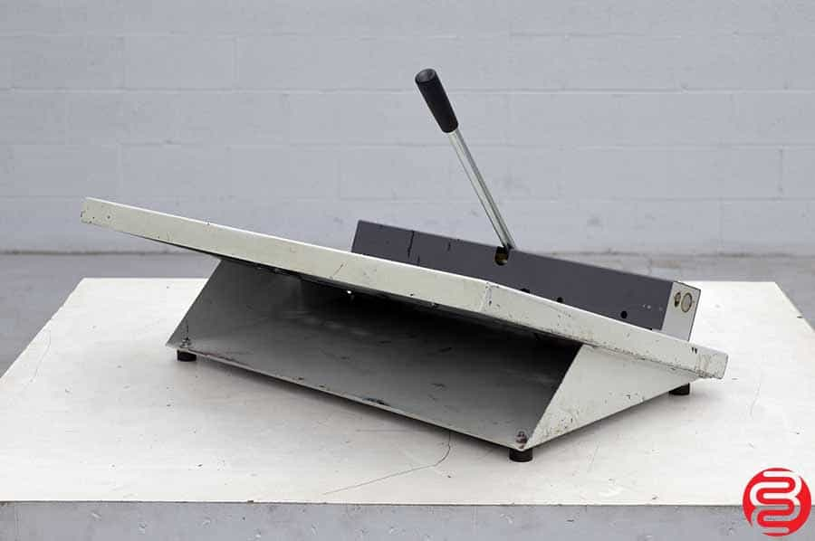 Beil Easy Line Slanted Table Plate Punch