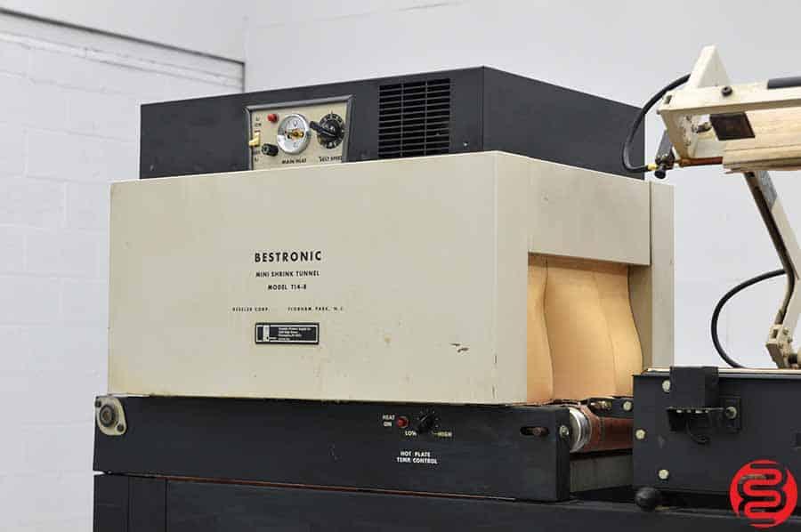 Beseler 1913-MB Shrink Wrap System w/ Magnetic Lockdown