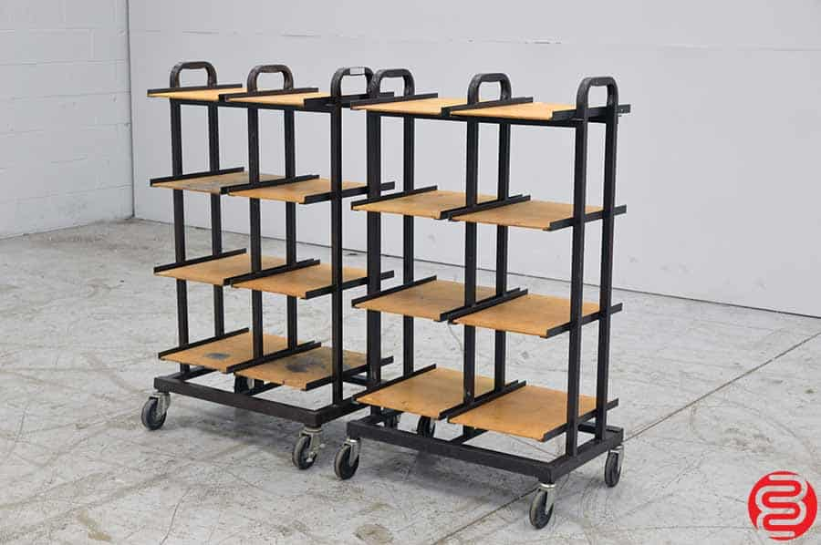 Bindery Cart - Qty 2