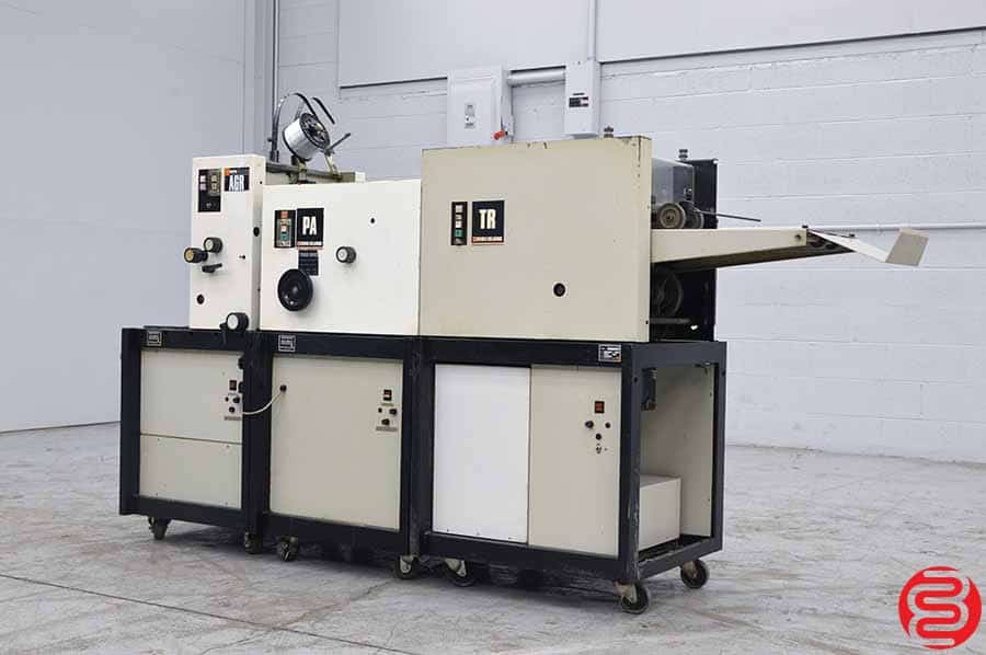 Bourg Booklet Making System w/ Stitcher, Trimmer, and Punch