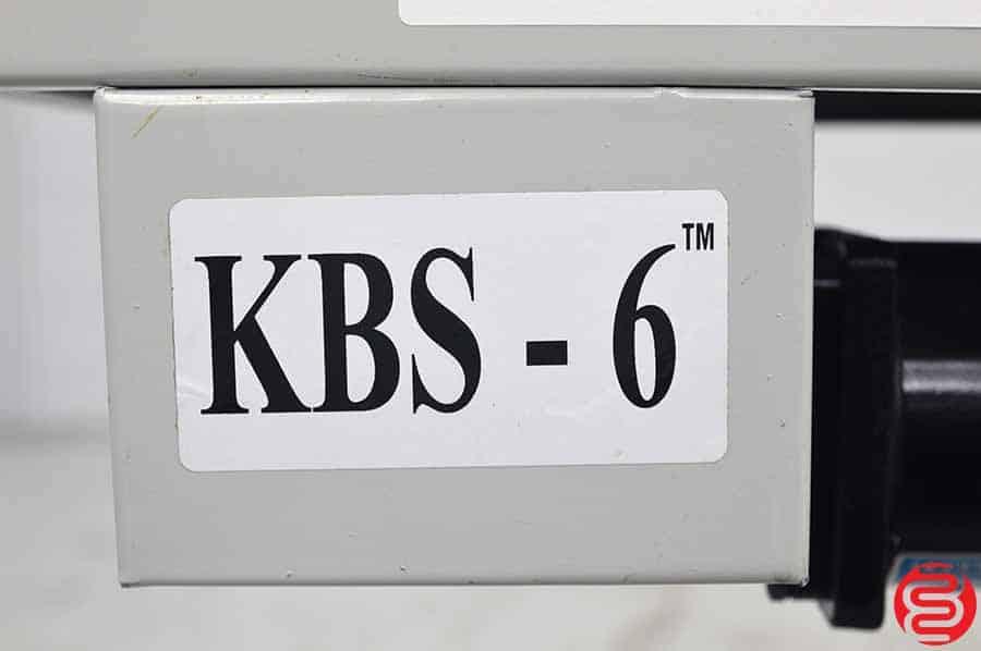Bryce 24K InkJet Address Labeling System w/ KBS 6' Conveyor and Dryer