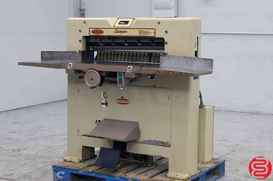 "Challenge 305 MC 30.5"" Paper Cutter"
