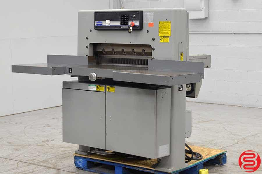 Challenge 305 MPX Fully Programmable Paper Cutter