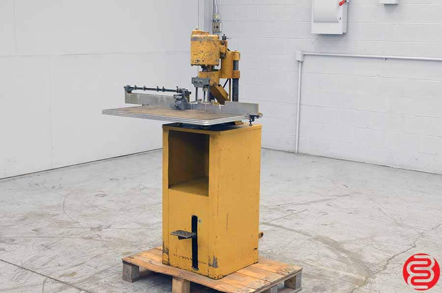 Challenge JF Single Head Paper Drill