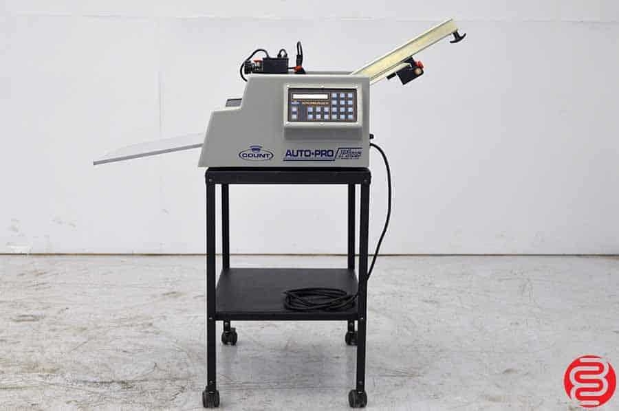 Count Auto Pro Plus II Numbering Machine