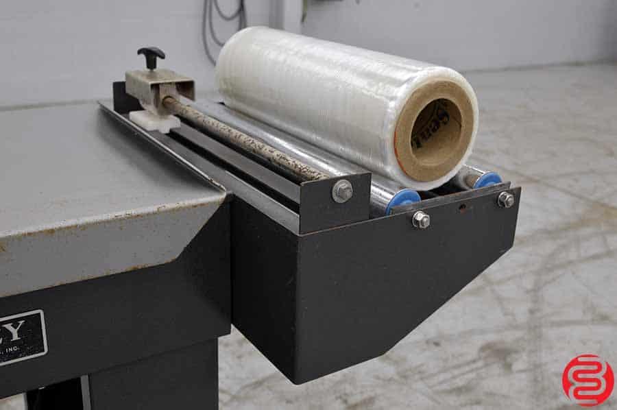 EASTEY Shrink Wrap System w/ Magnetic Lock Down