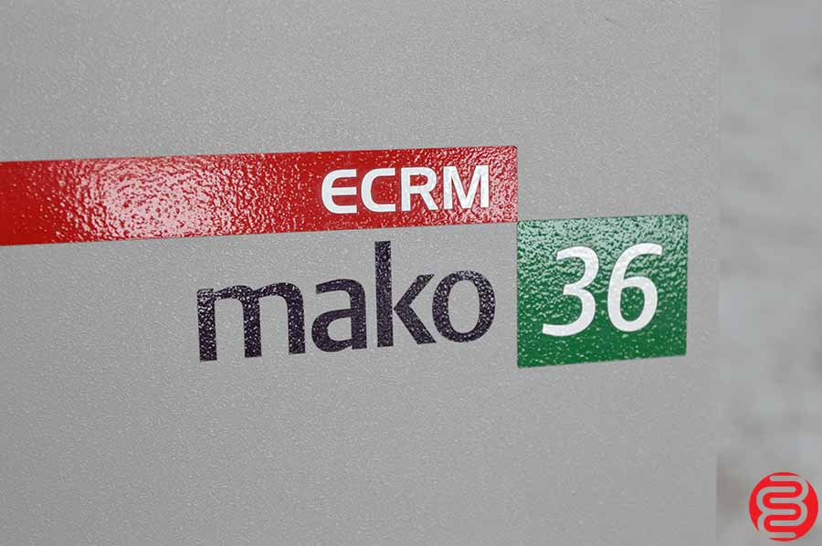 ECRM MAKO 36 Computer to Plate System w/ Rip