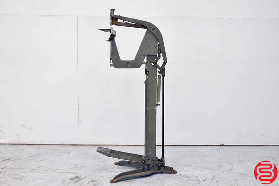 Foot Operated Stand Up Stapler