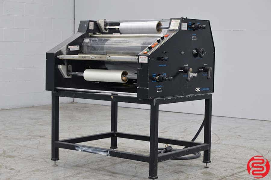 GBC 6250 Double Sided Laminator